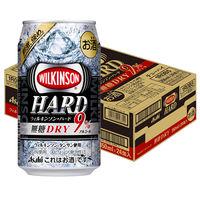 アサヒ ウィルキンソンハード 無糖ドライ 350ml 24缶