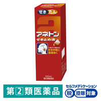 【指定第2類医薬品】アネトンせき止め液 100ml 武田コンシューマーヘルスケア