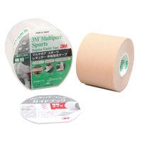 スリーエム ジャパン 3Mマルチポアスポーツレギュラー伸縮固定テープ ブリスターパック 50mm幅 2743BLP-50 1ケース(48巻入) (取寄品)