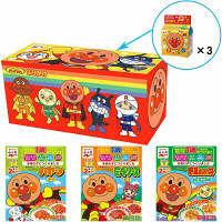 永谷園 アンパンマンふりかけBOX(60食)+アンパンマンミニパック3種セット