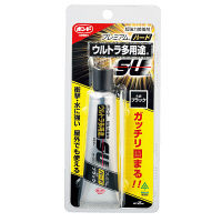 コニシ ボンド ウルトラ多用途SUハード ブラック 25ml #05145 1箱(10個入) (取寄品)