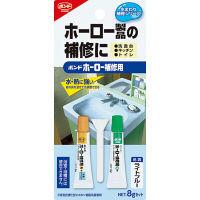 コニシ ボンド 接着剤 ホーロー補修用 ライトブルー 8gセット #16721 1箱(5個入) (取寄品)