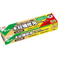 コニシ ボンド ウッドパテ タモ白 120ml #25621 1箱(10個入) (取寄品)