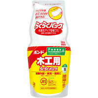 コニシ ボンド 木工用らくらくパック 1kg #40168 1箱(6個入) (取寄品)