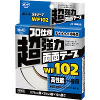 コニシ ボンド SSテープ WF102 20mmx10M #66259 1箱(6個入) (取寄品)
