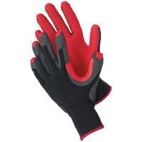 アトム背抜きゴム手袋 快適ラバース 157 Mサイズ 10双