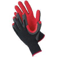 アトム背抜きゴム手袋 快適ラバース 157 Lサイズ10双