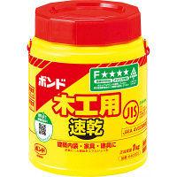 コニシ 木工用速乾 1kg #40302 1箱(18個入) (取寄品)