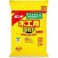 コニシ 木工用速乾F 3kg #40304 1箱(6個入) (取寄品)