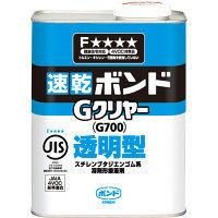 コニシ Gクリヤー 1kg #44227 1箱(12個入) (取寄品)