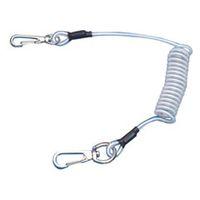 スーパーツール 安全ロープ(ステンレスワイヤー芯) ARS30W 1本 363ー4906 (直送品)