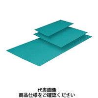 エンジニア エンジニア 導電性カラーマット(0.5m×1m) ZCM04 1枚 359ー9531 (直送品)