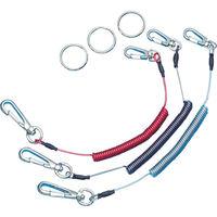 スーパーツール 安全ロープ(ステンレスワイヤー芯) ARS05B 1本 344ー4155 (直送品)