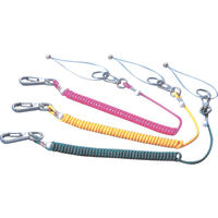 スーパーツール(SUPER TOOL) 安全ロープ(ナイロンロープ芯) ARN10G 1本 344-4121 (直送品)