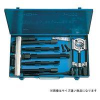 スーパーツール ベアリング・プッシュプーラセット(プロ用強力型) P2000 1セット 368ー4083 (直送品)