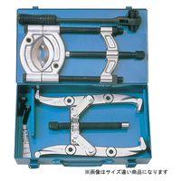 スーパーツール ベアリング・グリッププーラーセット G2000 1セット 368ー3591 (直送品)