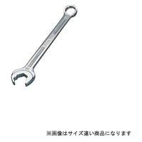 SUPER TOOL(スーパーツール) スーパーヘッド スパナ(ラチェット機能付) 六角対辺:22mm用 SH22 1丁 332-0154 (直送品)