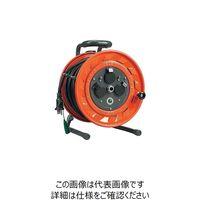 畑屋製作所 ハタヤ 単相100V型コードリール 3.5スケア電線 30m アース付 LP-331K 1台 106-4355 (直送品)