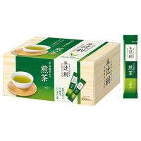 辻利 インスタント煎茶<宇治抹茶入り> 1箱(100本入)