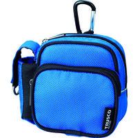 トラスコ中山 TRUSCO コンパクトツールケース ツーワイドポケット ブルー TCTC1802BL 1個 365ー5971 (直送品)