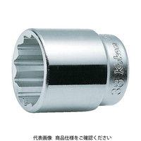 山下工業研究所 コーケン 12角ソケット 6405M38 1個 330ー6143 (直送品)