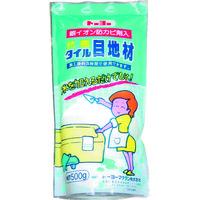 トーヨーマテラン MATERAN S抗菌タイル目地材 白 0.5kg NO5123 1セット(1袋:1個入×1) 309ー5533 (直送品)