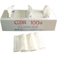 WINGACE クリーン100 1セット(1個:135枚入×1) CLEAN100 330ー9037 熱田資材 (直送品)