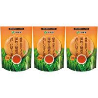 【水出し可】伊藤園 簡単お茶じょうず 深炒り焙煎のおいしいほうじ茶 1セット(1kg×3袋)