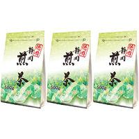 静岡煎茶 徳用500g 3袋