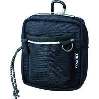 トラスコ中山 TRUSCO コンパクトツールケース ワイドポケット ブラック TCTC1502BK 1個 365ー5903 (直送品)