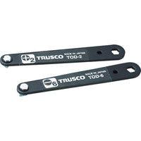 トラスコ中山 TRUSCO 薄型オフセットドライバーセット TOD262 1セット 336ー1934 (直送品)