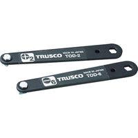 トラスコ中山 TRUSCO 薄型オフセットドライバー 6.0 TOD6 1本 336ー1942 (直送品)