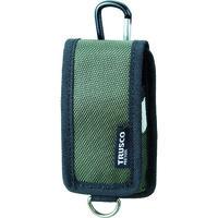 トラスコ中山 TRUSCO コンパクトツールケース 携帯電話用 グリーン TCTC1202GN 1個 363ー8545 (直送品)