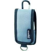 トラスコ中山 TRUSCO コンパクトツールケース 携帯電話用 グレー TCTC1202GY 1個 363ー8537 (直送品)