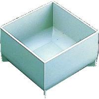 トラスコ中山(TRUSCO) 樹脂BOX Cサイズ 100X100X55 (1個入) PT-C1 1個 226-6008 (直送品)