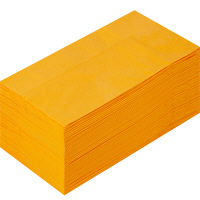 8つ折り オレンジ200枚入