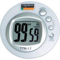 トラスコ中山 TRUSCO カラータイマー レインボー TTM17 1個 352ー0625 (直送品)