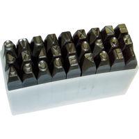 トラスコ中山(TRUSCO) 英字刻印セット 16mm SKA-160 1セット 228-4928 (直送品)