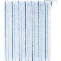 トラスコ中山(TRUSCO) スケルトン強力カラー袋 ブルーライン (1S(袋)=5枚入) TSKB4862BL 1セット(5枚) 352-3373 (直送品)