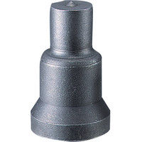 トラスコ中山 TRUSCO 標準型ポンチ 12mm TUP12.0 1個 229ー4729 (直送品)