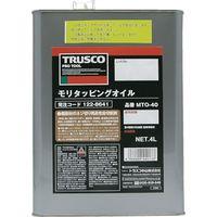 トラスコ中山 TRUSCO モリタッピングオイル 4L MTO40 1缶 122ー8641 (直送品)