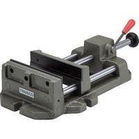 トラスコ中山(TRUSCO) クイックグリップバイス F型 200mm FQ-200 1台 125-6602 (直送品)