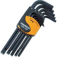 トラスコ中山 TRUSCO 六角棒レンチセット 標準タイプ 12本組 TRR12S 1セット(12本:12本入×1セット) 366ー9319 (直送品)