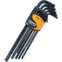 トラスコ中山 TRUSCO 六角棒レンチセット ロングタイプ 12本組 TRRL12S 1セット 366ー9335 (直送品)