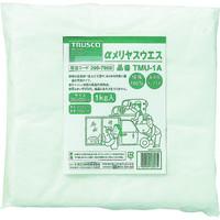 トラスコ中山(TRUSCO) αメリヤスウエス 汎用タイプ 1kg TMU-1A 1袋 299-7959 (直送品)