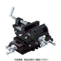 トラスコ中山(TRUSCO) クロスバイス 100mm CR-100N 1台 342-9831 (直送品)