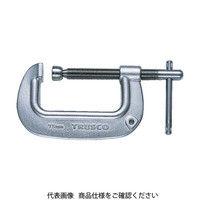 トラスコ中山(TRUSCO) ステンレスB型シャコ万力 50mm TSC-50 1丁 234-1255 (直送品)