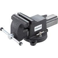 トラスコ中山 TRUSCO 回転台付アンビルバイス 200mm VRS200N 1セット 301ー0619 (直送品)
