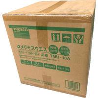 トラスコ中山(TRUSCO) αメリヤスウエス 汎用タイプ (10kg入) TMU-10A 1箱 299-7941 (直送品)