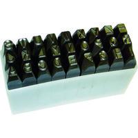 トラスコ中山(TRUSCO) 英字刻印セット 10mm SKA-100 1セット 228-4901 (直送品)
